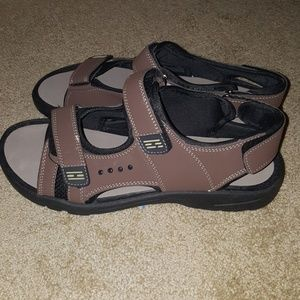Other - New men's brown sandals